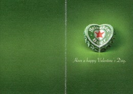 A 3687 -  Bevande, Birra Heineken - Publicité