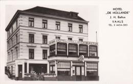 """RP; VAALS, Limburg, Netherland, 1940's; Hotel """"De Hollande"""" - Vaals"""