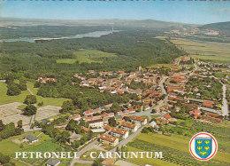 Petronell Carnuntum - Alpine Luftbild 63 249 ( 1974 ) - Bruck An Der Leitha