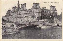 Fantaisies - Paris 75 - Paillettes - Hôtel De Ville - Unclassified