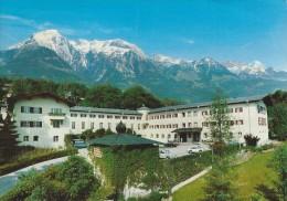 Kurklinik In Der Stanggass.  Berchtesgaden  Germany.  # 084 - Berchtesgaden