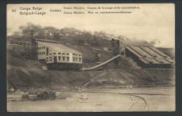 CPA - Entier Postal - Afrique - Congo Belge - PANDA - Union Minière - Usines De Broyage Et De Concentration  // - Congo Belge - Autres