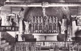 22 COTE D´ARMOR  LE VIEUX MARCHE  Intérieur De La Chapelle Des Sept Saints - Autres Communes