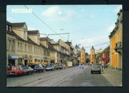 GERMANY  -  Potsdam  Used Postcard As Scans - Potsdam