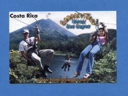 Costa Rica - Hôtel Los Lagos - Canopy Tour - Costa Rica