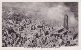 59 NORD DUNKERQUE Vue Générale Après Guerre - Dunkerque