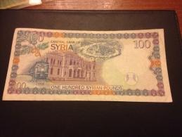 100 Pounds 1998 - Siria