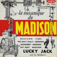 Lucky Jack 45t. EP *madison Time* - Dance, Techno & House