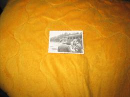PETITE PHOTO ANCIENNE MILITAIRE DATE ?. / LIEU INCONNU ?.SOLDATS ALLEMAND TRAIN OCCUPATION ?. - Krieg, Militär