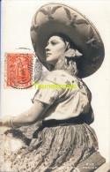 CARTE DE PHOTO  MAXIMUM CARD MEXIQUE MEXICO CHINA POBLANA 1936 - Mexiko