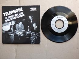 EP 45T TELEPHONE SOUS LE LABEL VIRGIN 90231 ( ARGE E/D ) - Rock