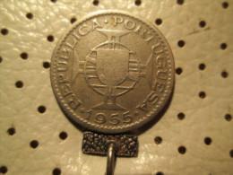 MOZAMBIQUE 2.50 Escudos 1955  # 4 - Mozambique