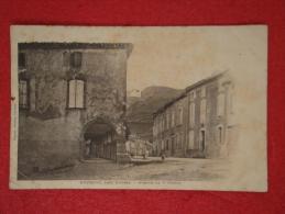 81 Dourgne Près Castres Avenue De St. Stapin 1902 - Dourgne