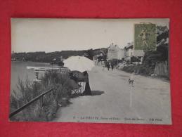 95 La Frette Quai De Seine 1905 - France