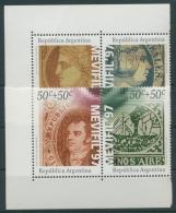 Argentinien 1997 Int. Ausstellung MEVIFIL 2344/47 Postfrisch - Argentinien