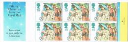 Gran Bretaña Carnet 1994 ** MNH 1784  20 Sellos De 19 - Carnets