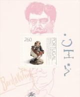 1992 - Bloco Afinsa Nº 126 - Faiança Portuguesa - Sec. XIX - *** Mnh - 1910-... República