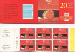 Gran Bretaña Carnet 1995 ** MNH 1842 20 Sellos De 19. - Carnets