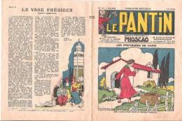 LE PANTIN - Revue Mensuelle Publicitaire Du PHOSCAO - N° 137 De Mai 1939 - 1900 - 1949