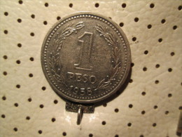 ARGENTINA 6 Coins  # 4 - Argentina