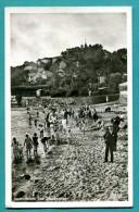 ALLEMAGNE - Hambourg - Strandleben Bei Blankenese  Plage - 2 Scans - 1931 Voyagée - édit    - - Blankenese