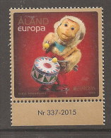 ALAND 2015 EUROPA SET MNH - Europa-CEPT