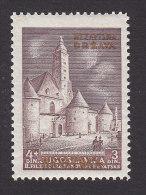 Croatia, Scott #B2, Mint Never Hinged, Yugoslavia Stamp Overprinted, Issued 1941 - Croatie