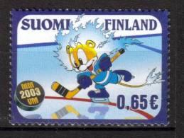 Finlande 2003 Neuf N°1611 Hockey - Finlande