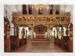 DENMARK - AK 255498 Tonder - Interior Of Tonder Church - Danemark