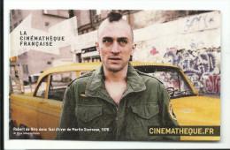Ticket D'entrée Exposition Martin Scorsese - Cinémathèque Française - Robert De Niro Film Taxi Driver - Tickets - Entradas