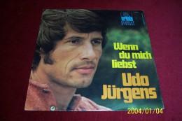 UDO  JURGENS  °  WEN DU MICH LIEBST - Vinyl Records