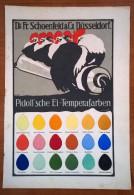 DR. FR. SCHOENFELD&CO  DUSSELDORF, FORMAT 18,7X27 CM - Posters