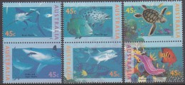 AUSTRALIA, 1995 WORLD DOWN UNDER 6 MNH - 1990-99 Elizabeth II