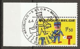 COB  1528  (o) Oblitération De 1er Jour   (Lot 650) - België