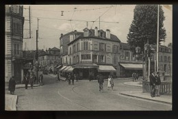 Joinville Le Pont   Les Rues Du Pont Et Chapsal - Joinville Le Pont