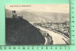 LAHNSTEIN: Burg Lahneck Mit Niederlahnstein - Lahnstein