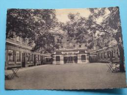 GIJZEGEM / GYSEGEM Instituut St. Vincentius à PAULO Kostschool ( Thill ) Anno 19?? ( Zie Foto Voor Details ) !! - Aalst
