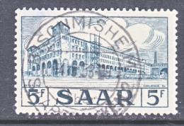 SAAR   235    (o) - 1947-56 Protectorate