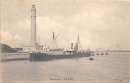 NORD  59  DUNKERQUE   LE PHARE   BATEAU - Dunkerque