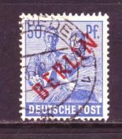 Berlin 9N30   (o)   RED OVPT. - [5] Berlin