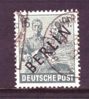 Berlin 9N7  (o)   BLACK OVPT. - [5] Berlin