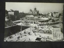 Carte Postale Belgrade Stade De Tachmajdan - 1945-1992 République Fédérative Populaire De Yougoslavie