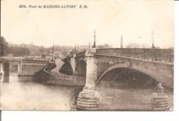 PONT DE MAISON ALFORT    EM 3279 - Maisons Alfort