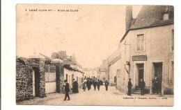 Ligné Route De Couffé - Ligné