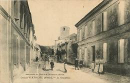 VERTHEUIL LA GRAND'RUE - Autres Communes