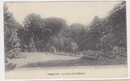 FRANCE CP CARTE POSTALE...............62 PAS DE CALAIS CHATEAU VERQUIN BIRON - France