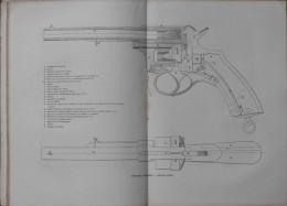 Reportage De 1871 Sur Les Fabriques LEFAUCHEUX  Et GEVELOT - Livres
