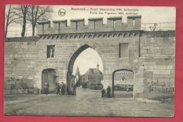 Maastricht - Poort Waarachtig 1888, Buitenzijde - 1915 ( Verso Zien ) - Maastricht