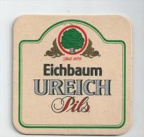 Sous-Bock  Eichbaum Ureich Pils Biface Mannheimer Maimarkt 1985 - Beer Mats