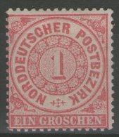 ALLEMAGNE/Conf.de L'Allemagne Du Nord: N°15 *        - Cote 5€ -